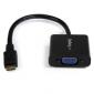 ADAPTADOR MINI HDMI MACHO / VGA HEMBRA