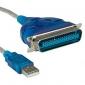 ADAPTADOR USB A CENTRONICS 36