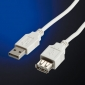 CABLE EXTENSION USB 1,8 METROS