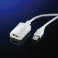 CABLE EXTENSION USB 5,0 METROS