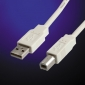 CABLE IMPRESORA USB 1,8 METROS
