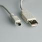 CABLE MINI USB A/MITSUMI B 1 ,8 METROS