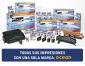 CAR.COMP.  CANON CLI 8BK IP4200 NEGRO