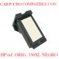 CAR. COMP. GENERICO HP 350XL NEGRO CB336EE