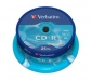 CD-R VERBATIM BOBINA  25 UNIDADES (LPI 2,00 no inc)