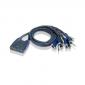 CONMUTADOR ATEN CS64US 4 PC'S 1 TEC USB / 1 MON AUTOM.