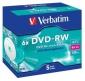 DVD-RW VERBATIM CAJA 5 UNIDADES (LPI 1,40 no inc)