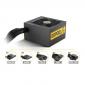 FUENTE ATX NOX HUMMER GD 650W 80+ GOLD